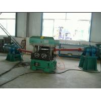 Buy cheap 240mm Roll Straightening Machine With 30 M / Min For Roll Forming Machine product