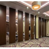 Buy cheap Meeting Room Operable Movable Sound Proof Walls / Office Acoustic Room Partitions product