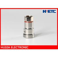 "Buy cheap Electronic RF DIN Type 1/2"" Feeder Cable Female Antenna Connector Nickel Plated DC 2.5GHz product"