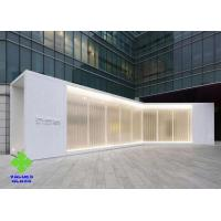 Buy cheap Simple Construction Tempered U Shaped Glass With Excellent Light Transmission product