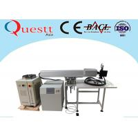 Buy cheap YAG Channel Letter Fiber Laser Welding Machine 300W CCD Display For ADs Board product
