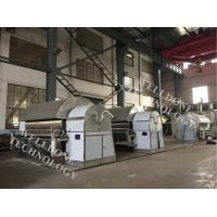 Buy cheap Indirect Heating Roller Drum Dryer High Efficiency 80 - 250℃ Drying Temperature from wholesalers