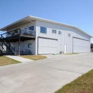 Buy cheap Car Showroom Steel Frame Prefabricated Houses Sandwich Panel Warehouse product