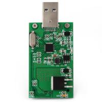 Buy cheap SA -167 Electronic Circuit Board Assembly Mini PCI-E mSATA to USB 3.0 External SSD PCBA Conveter Card product
