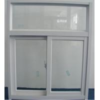 Buy cheap Soundproof Mill Finished Aluminum Window Extrusion Profiles 60 - 80 um Coating product