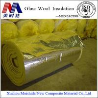 Buy cheap Glass Wool Insulation Blanket Alu Foil product