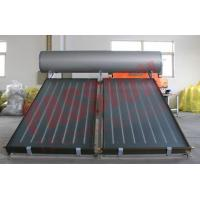 China Portable Homed Pressurised Solar Water Heating Systems Stainless Steel Inner Tank on sale