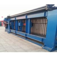 Quality Galvanized Wire Heavy Duty Gabion Machine In Oil / Construction And Fence for sale