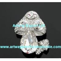 Buy cheap Swarovski Crystal Brooch product