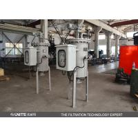 Buy cheap Automatic Brush Type Self Cleaning Filter For sewage water filtration with 304 material product