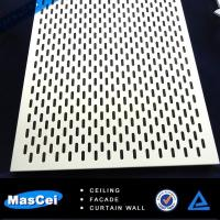 Buy cheap Lay in Ceiling Tiles and AluminumPerforatedPlate product