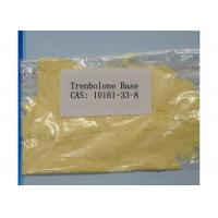Buy cheap Injectable Anabolic Steroids Trenbolone Base 10161-33-8 Without Side Effects product