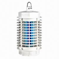 Buy cheap High-tension Insect Killer with UV Tube, 4W Power, High Efficiency, Ideal for Indoor Use product