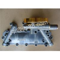 Buy cheap HINO W04D Oil Cooler System , Engine Cooler Cover 15711-1370 / 15701-1171 product