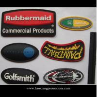 Buy cheap Wholesale Cheap Custom PVC Soft Rubber Patch with company logo product