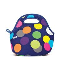 Buy cheap Insulated Neoprene Lunch Tote Bag Waterproof Neoprene Lunch Cooler bag Neoprene Lunch bag for food.Size:30cm*30cm*16cm product