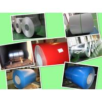 China Superior Flatness Prepainted Zinc Coating Steel Coil For Corrugated Sheet wholesale
