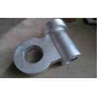 Buy cheap Material aluminum sand casting parts zinc plating for machine product