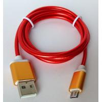 Buy cheap P4 Controller charger USB Data Charging Cable , 4 pin USB A to 5 pin Micro B connection product