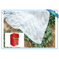 Buy cheap Degradable Weed Control Mat Made from Black or White Anti-UV PP Non Woven Fabric product