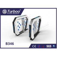 Buy cheap Smart Card Swing Optical Barrier Turnstiles Gate Convenience Settings product