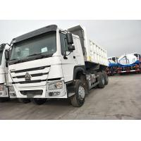 Buy cheap Brand New Howo Tipper 6x4 Sinotruk Dump Truck Heavy With High Capacity product