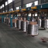 Buy cheap AISI 416 , EN 1.4005 Cold drawn stainless steel wire in coil or cut lengths product