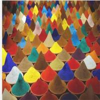 China pigment red/yellow/black/green/blue iron oxide Cosmetic Grade Iron Oxide Of Iron Oxide Pigment Pigment 2019 new products on sale