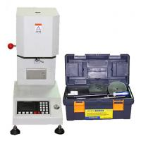 Buy cheap LCD Digital Plastic Point Melt Flow Indexer MFI Tester product
