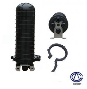 Buy cheap 12-96 single fibers Vertical type splice enclosure,waterproof MPP material from wholesalers