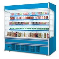 Buy cheap Commercial Self Service Multideck Open Chiller With 4 Layer Decks R404a from wholesalers