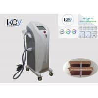 Buy cheap Painfree 808nm Diode Laser Hair Removal Machine Germany Bar White Color product