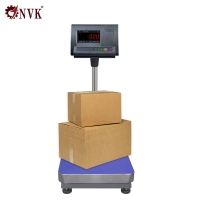 Buy cheap 30-500KG Black Indicator Smart Analytical Platform Scale Waterproof Scale High Accurracy Platfrom Scale product