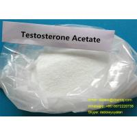 Buy cheap Muscle Building Steroids Injectable Oils Testosterone Acetate 80mg/ml CAS 1045-69-8 product
