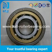Buy cheap QJ304M 4 Point Contact Ball Bearing 25 Degree Contact Angle 15mm Height product