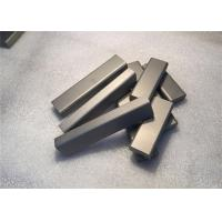 Buy cheap Hip Sintered Tungsten Carbide Stock High Flexural Strength Excellent Toughness product