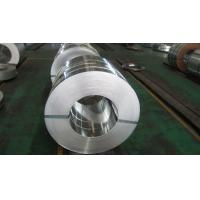 Buy cheap Regular Spangle 30mm to 400mm Hot Dipped Galvanized Steel Strip with Z10 / Z27 Zinc Coating product