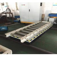 Buy cheap Automated Gravity Powered Roller Conveyor System For Logistic Products product