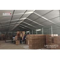 Buy cheap 20X30M White Outdoor Portable Industrial Storage Tents For Event Party product