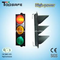 Buy cheap 300mm (12 inches) High Power LED Traffic Signal with Tri-Unit (TP-JD300-3-303-HP) product