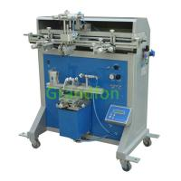 YZ-800Y Large Size Curved silk Screen printing equipment