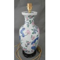 Buy cheap decorative porcelain lamp from wholesalers