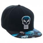 Buy cheap Polyester Sublimated Snapback Baseball Caps Skull Monster 3D Logo Anti Pilling product