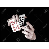 Buy cheap Professional Snap Change Card Trick Magic Poker Skills And Techniques product