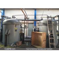 Buy cheap Automatic Back Flushing Filter for gas filtration product