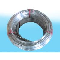 China Electriced Zinc Coated  Bundy Tube For Cooling System Passed ISO14001 ISO9001 on sale