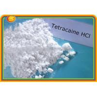 Buy cheap Tetracaine HCl 94-24-6 TOP Local Anesthetic Agents Apis Tetracaine / Tetracaine HCl for Pain Killer product