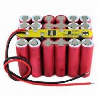 Buy cheap Rechargeable 12V Battery, Built-in PCM and Hard Housing for EVs product