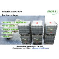 Buy cheap Stable Activity Enzymes In Food Industry , High Concentration Liquid Pullulanase from wholesalers