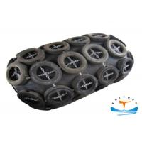 Buy cheap Marine Floating Pneumatic Rubber Fender With Galvanized Chain And Tyre product